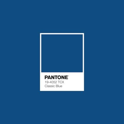 Pantone 2020: Classic Blue è il colore dell'anno