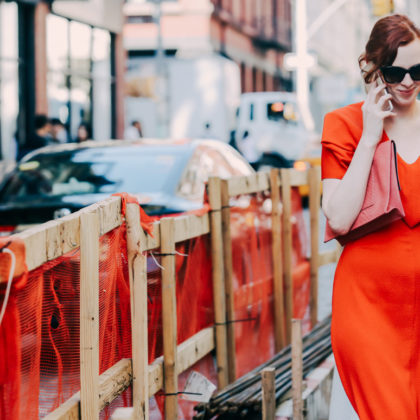 Ti senti più una donna street o elegant?