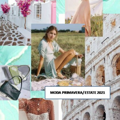 Moda Primavera/Estate 2021
